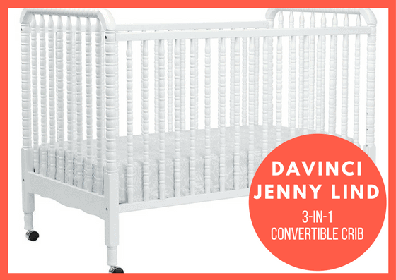 DaVinci Jenny Lind 3-in-1 Convertible Crib Review