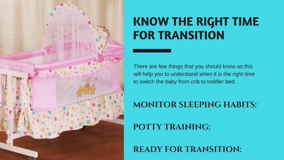 When Should You Shift Your Baby From Crib To Toddler Bed