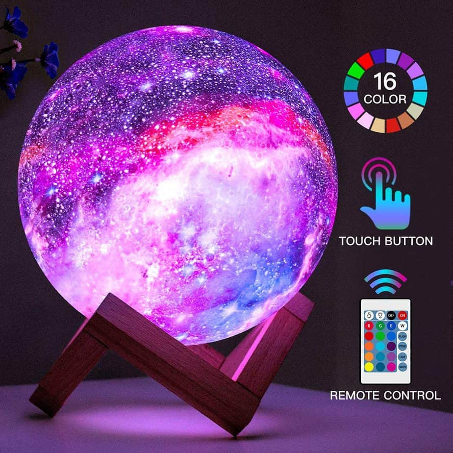 BrightWorld Moon Lamp Kids Night Light