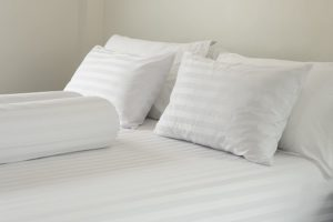 East Coast Bedding Set Of Two Luxury Goose Feather Pillows