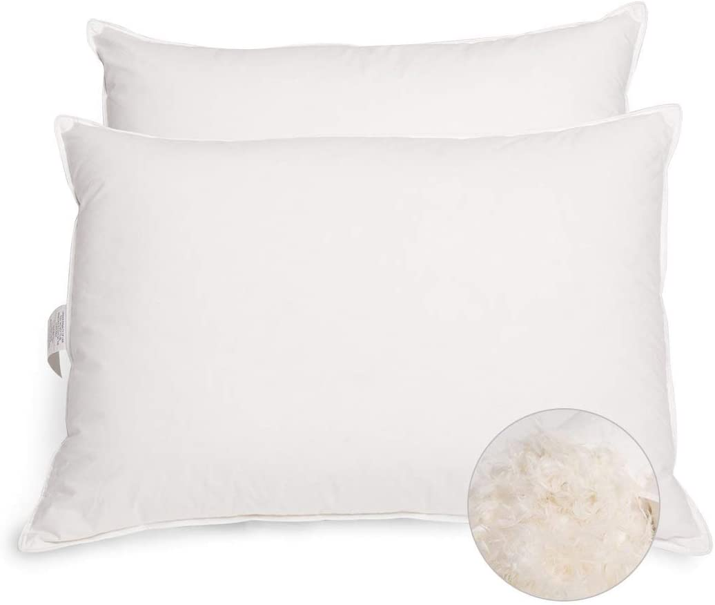 Peace Nest Goose Feather Sleeping Pillows