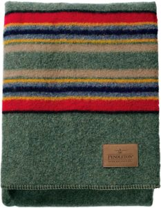 Pendleton Yakima Camp Thick Warm Wool Blanket