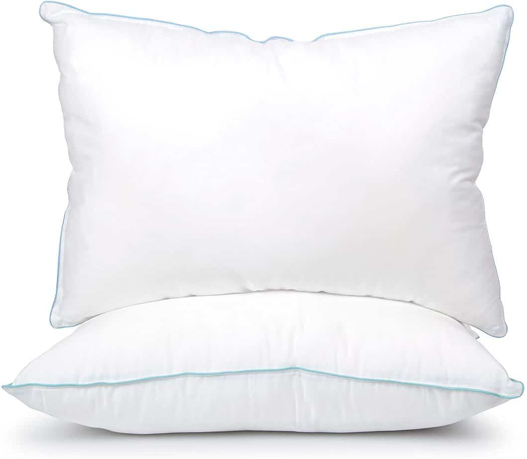 SLEEPY FOLKS Premium Quality Bed Pillows
