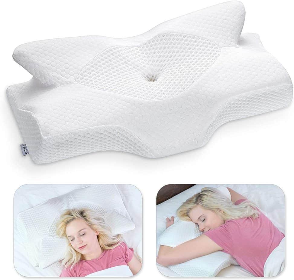 Elviros Contour Pillow