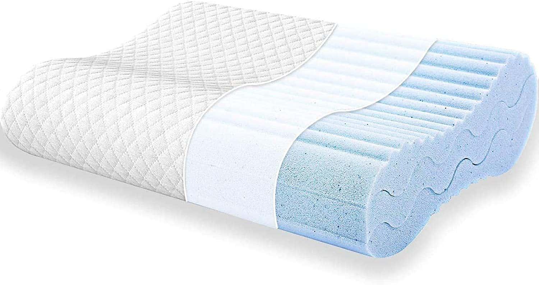 Milemont Contour Pillow