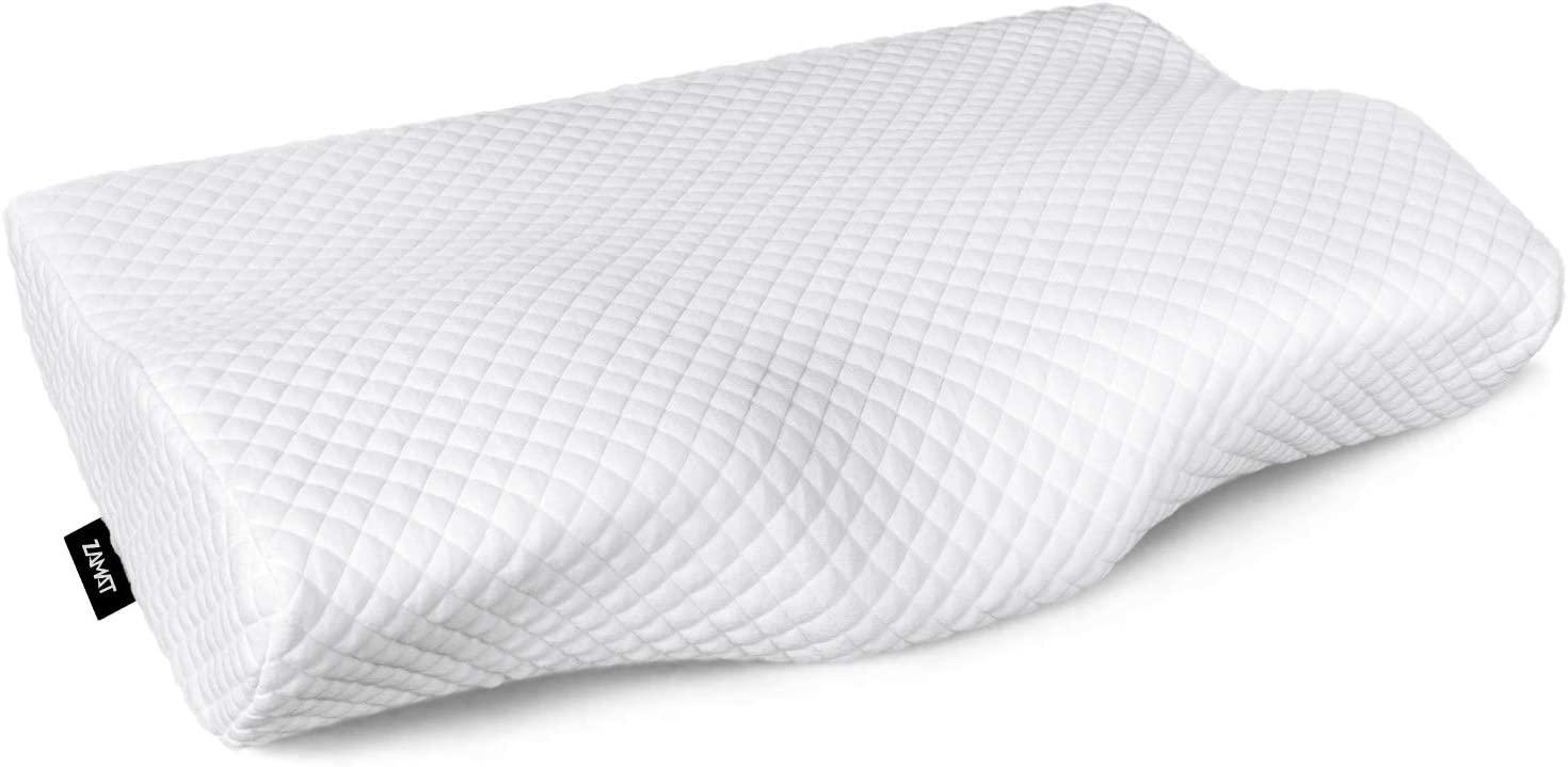 Zamat Contour Pillow