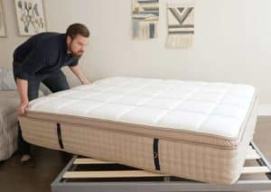 how to keep the mattress from sliding