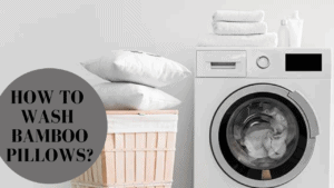 How to Wash Bamboo Pillows_