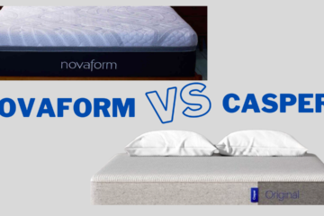 Novaform vs Casper