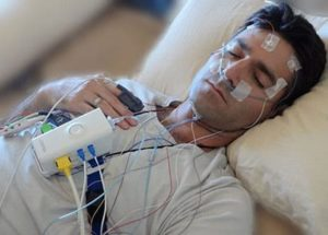 how much does a sleep study cost