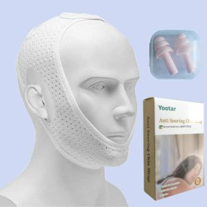 best chin strap for cpap