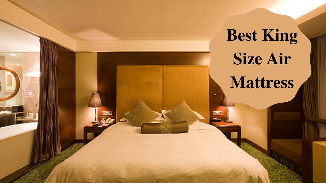 best king size air mattress